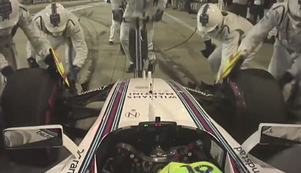 Extreme Fast F1 Gulf Air Bahrain GP Pit Stop