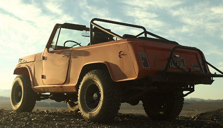 Petrolicious - 1970 Jeepster Commando