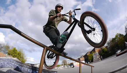 Original BMX Bike Tricks By Christian Ziegler