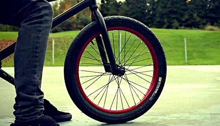 Volume BMX: DeMarcus Paul's War Horse