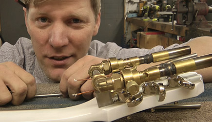 Colin Furze - Making A Flamethrower Guitar