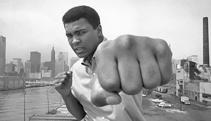 Muhammad Ali - 'The Greatest of All Time'