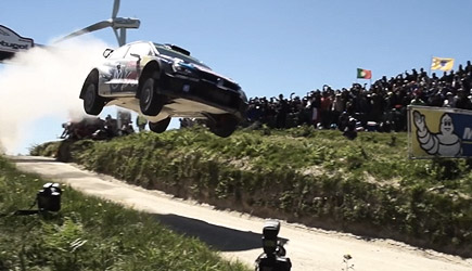 WRC: Best Of Jumps