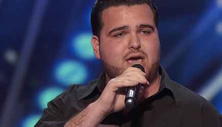 America's Got Talent 2016 - Sal Valentinetti - Golden Buzzer