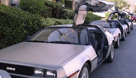 Super-Fan Builds - DeLorean Hot Tub Time Machine