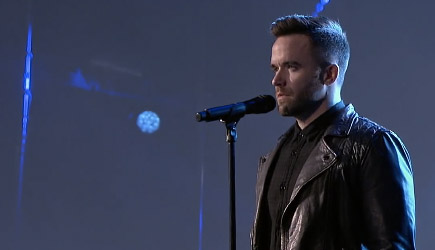 America's Got Talent - Brian Justin Crum, Creep, Radiohead