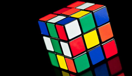 You Think Rubik's Cube Is A Challenge?