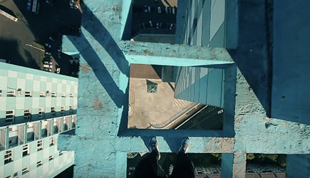 URBEX: Rooftopping - Oleg Cricket
