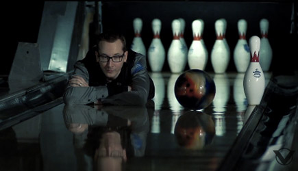 Poolbowl - Pool vs Bowling Insane Trick Shots