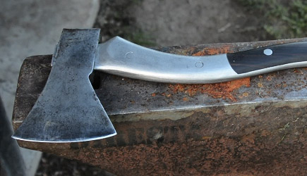 DiResta: Steel Hatchet Handle