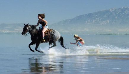 Devin Supertramp - Surfing With Horses