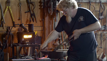 Man At Arms Reforged - Fallout Blacksmith Challenge