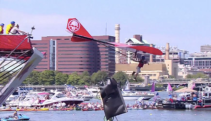 Red Bull Flugtag 2016 - Boston