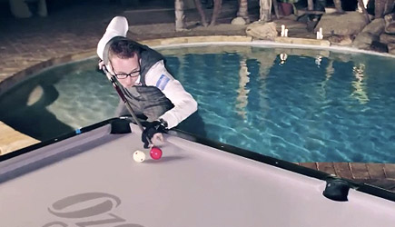 Florian (Venom) Kohler - Impossible Pool Trick Shots 2016