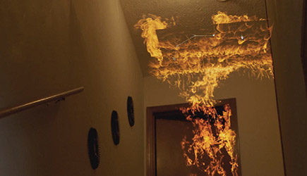 ActionVFX CGI Burning House Tutorial