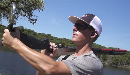 Dude Perfect - Shotgun Trick Shots
