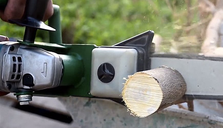 Make It Extreme - Angle Grinder Hack