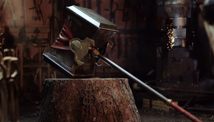 Man At Arms Reforged - Poppy's Hammer (League Of Legends)