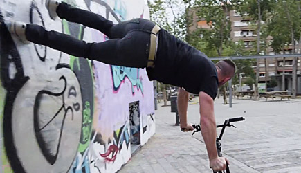 Devin Supertramp - Bike Parkour 2.0