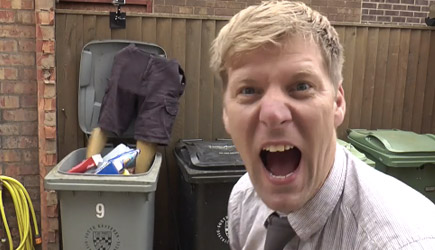 Colin Furze - Stomp O Matic