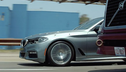 BMW Films - The Escape