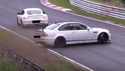 N�rburgring Crash & Fail Compilation