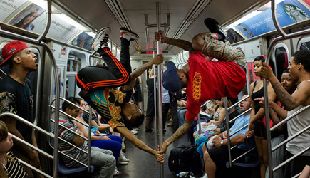 NYC Subway Performers
