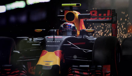 Red Bull Racing - 2016: A Season In Motion