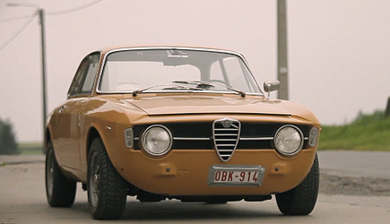 Petrolicious - 1968 Alfa Romeo 1300 Junior