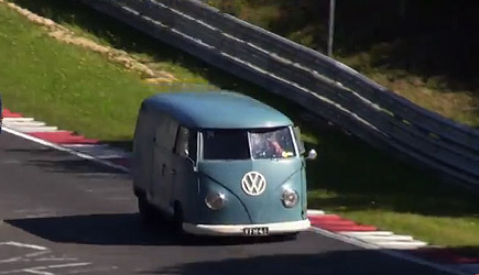 Best Of Vans & Busses On The Nordschleife