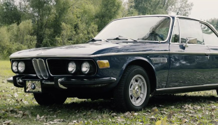 Petrolicious - 1972 BMW 3.0 CS