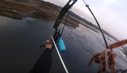World Record Bowfishing Shit