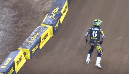 Monster Energy Supercross - Jeremy Martin's Perfect Landing