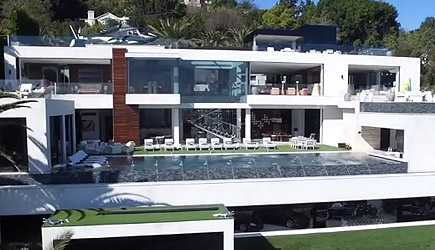 Inside A $250 Million Home, 924 Bel Air Rd. California