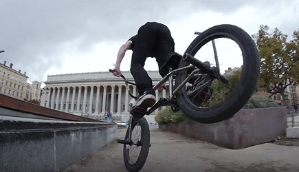 BMX Street - Alex Donnachie