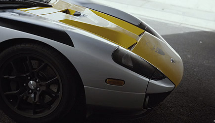 Petrolicious - 2005 Ford GT
