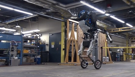 Boston Dynamics - Introducing Handle