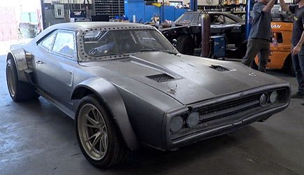 Mighty Car Mods - The Cars Of Fast & Furious 8 (FAST8)