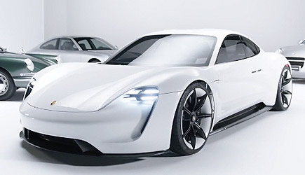 Porsche Top 5 - The Best Porsche Concept Cars