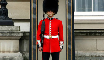 Don't Mess With Royal Guards