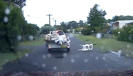 Best Of Dashcams - Australia Loading Fails Compilation