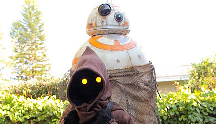Star Wars Jawa Cosplay Costume