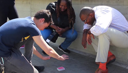 Street Magic In Compton - Awesome Reactions