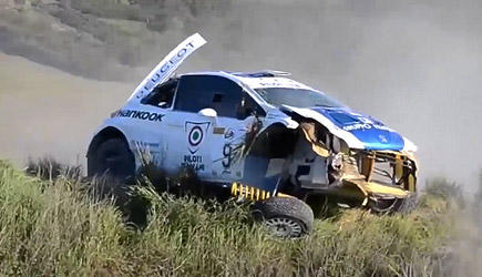 Racing Fail Compilation Week 14 2017
