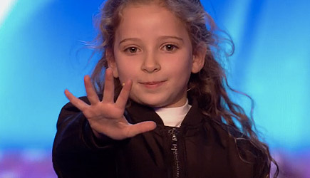Britain's Got Talent 2017 - Issy Simpson Magic Act