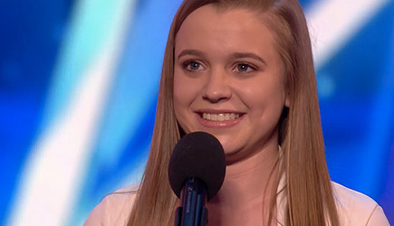 Britain's Got Talent 2017 - Leah Barnivile