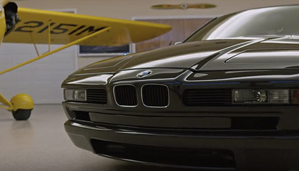 Petrolicious - BMW 850CSI