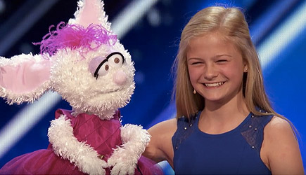 America's Got Talent - Darci Lynne