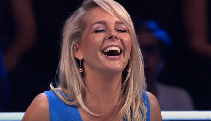 Holland's Got Talent - Lukas Wil De Boobies Van Chantal Janzen Zien
