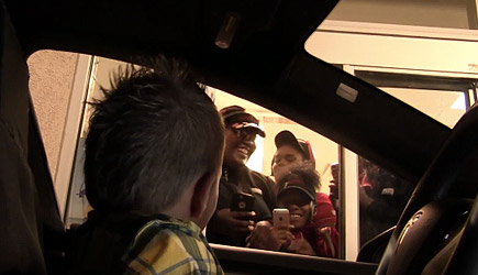 Magic Of Rahat - Drive Thru Kid Driver Prank
